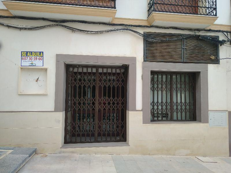 For rent of commercial in Vélez-Rubio