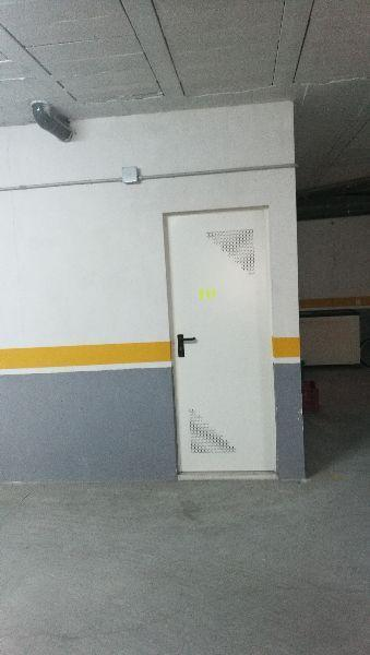 Alquiler de garaje en Zurgena