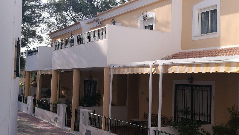 For sale of duplex in Albox