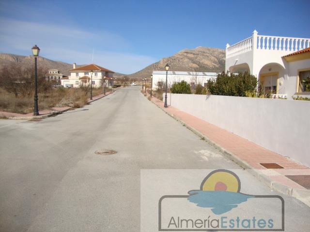 Venta de terreno en Chirivel