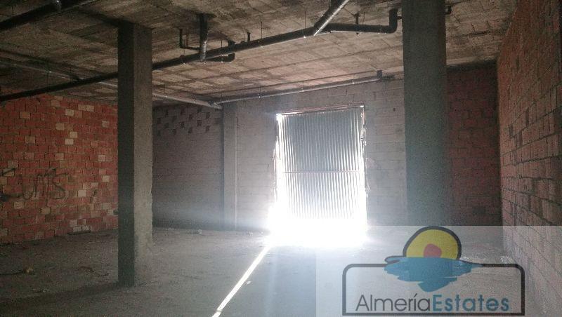 Alquiler de local comercial en Albox