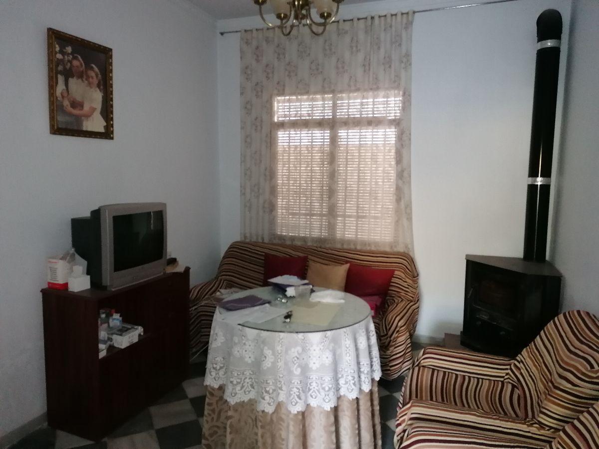 For sale of house in Almanzora