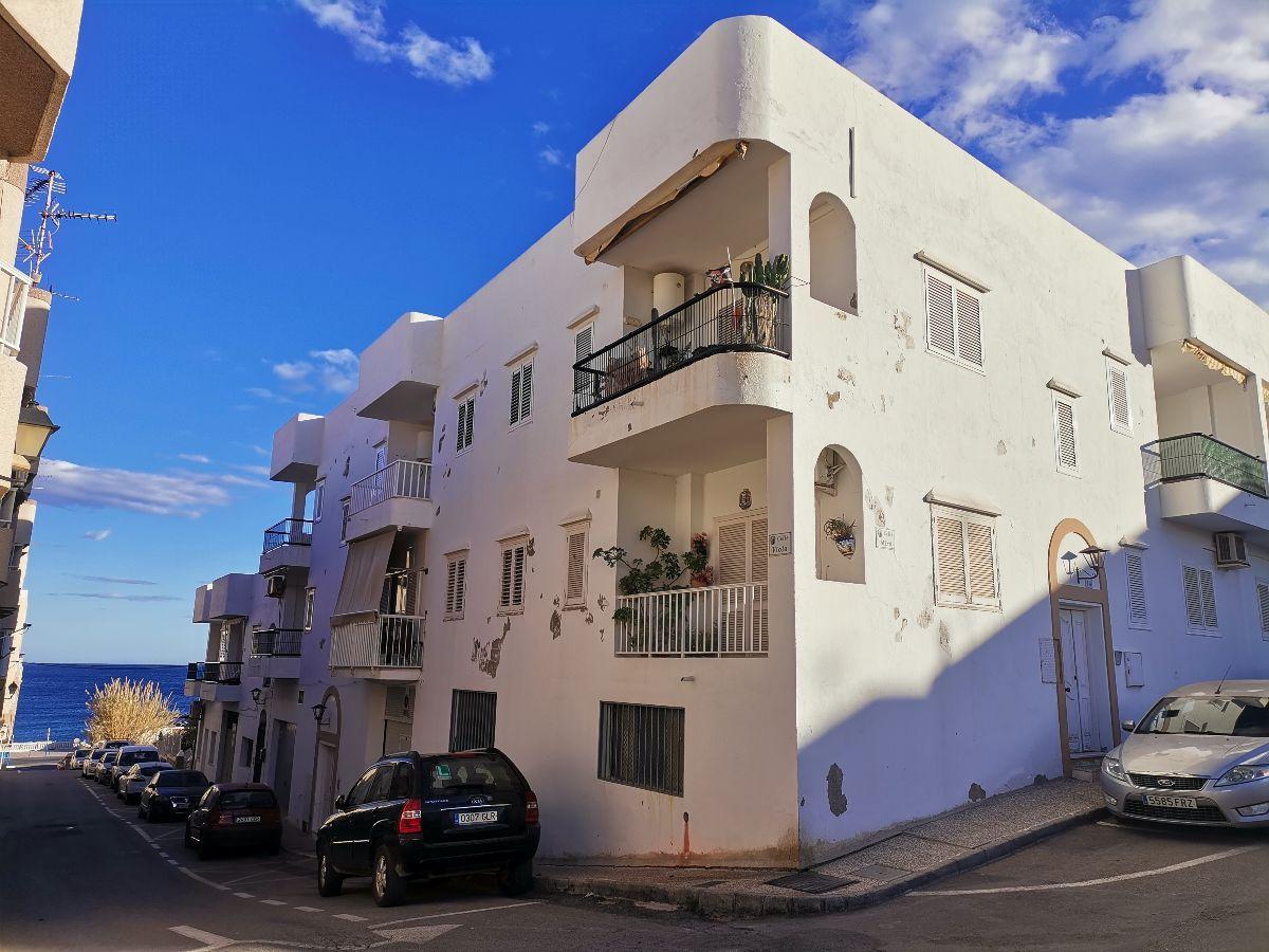For rent of apartment in Garrucha