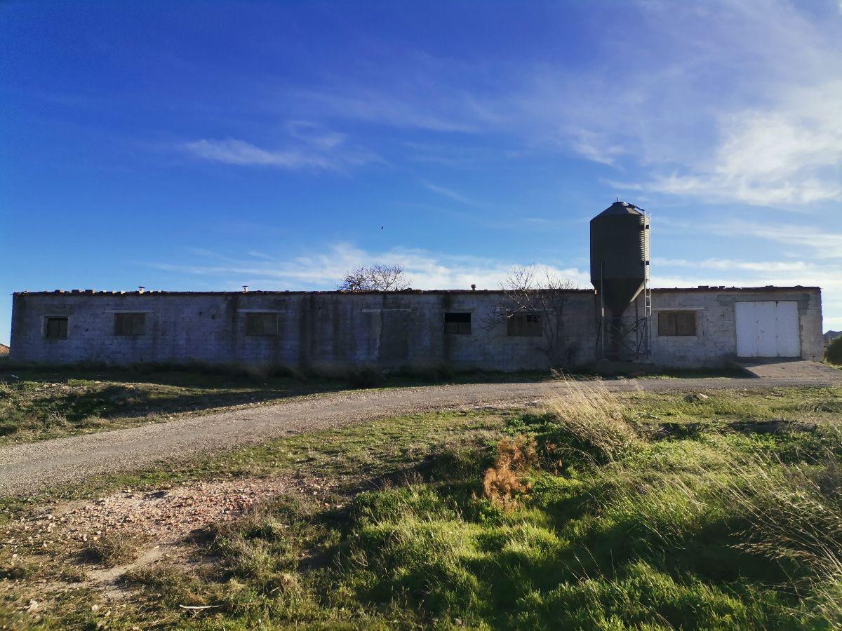 Venta de nave industrial en Huércal-Overa