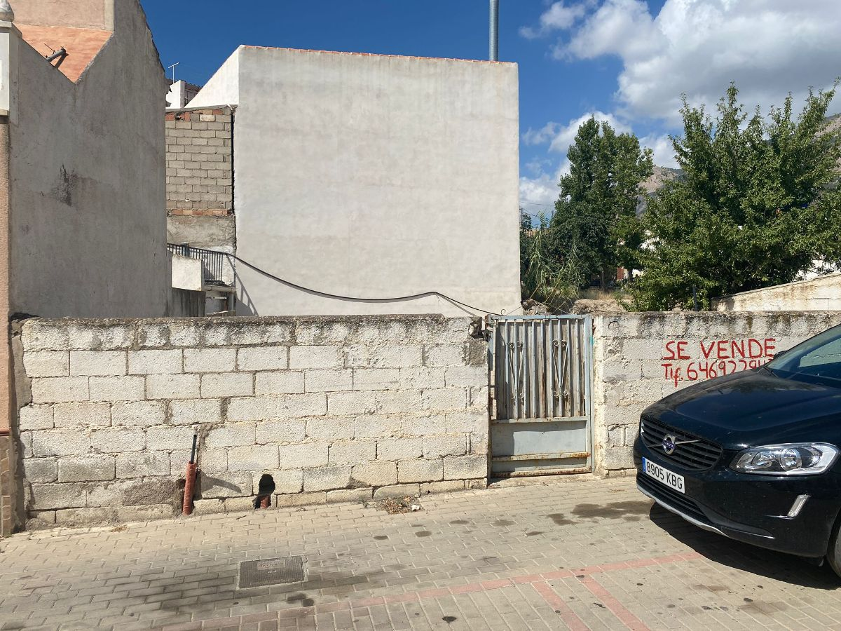 For sale of land in Vélez-Rubio