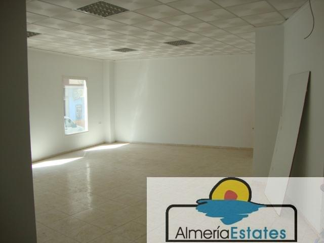 Alquiler de local comercial en Albox