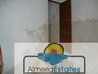 For sale of land in Albox
