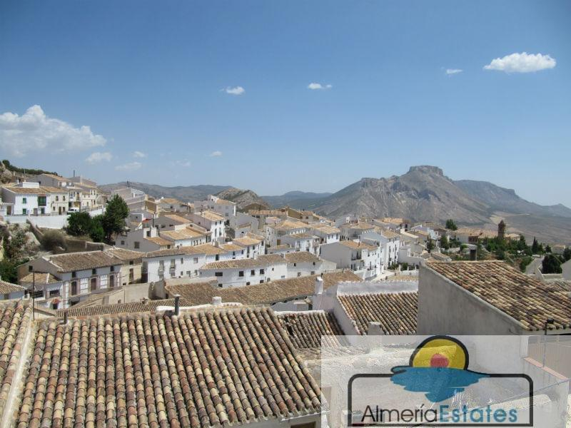 For sale of land in Vélez-Blanco