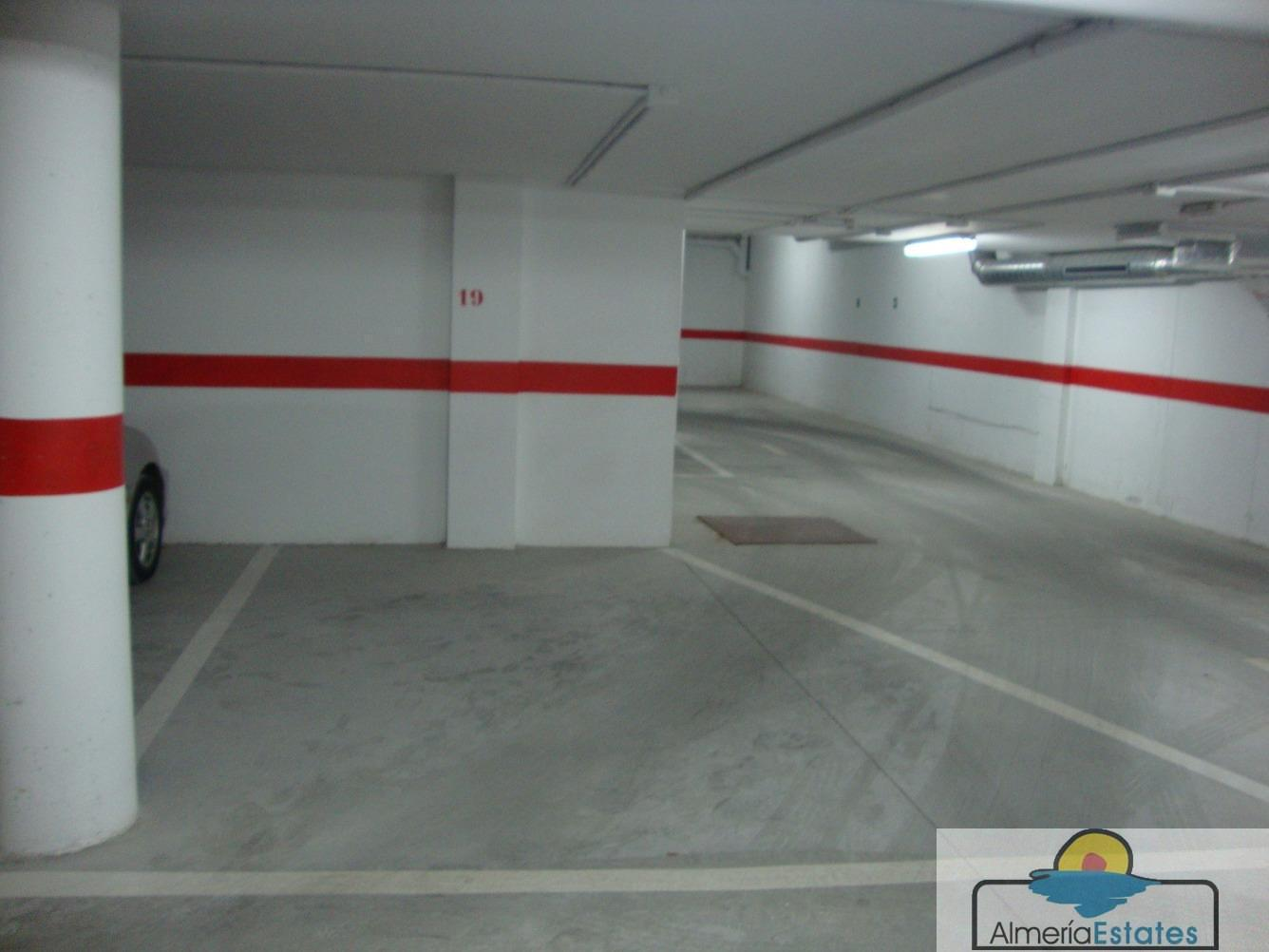 Alquiler de garaje en Albox