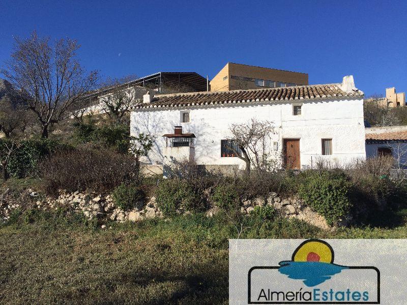 Venta de villa en Vélez-Blanco
