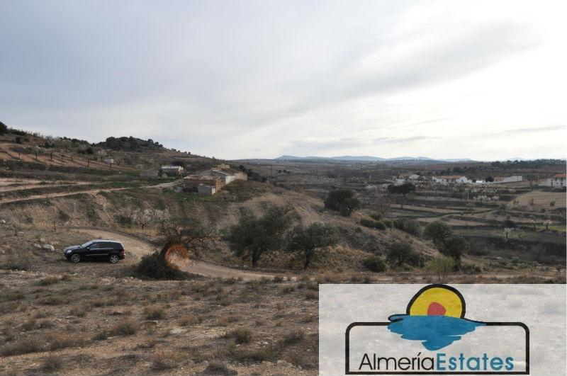 Venta de villa en Chirivel