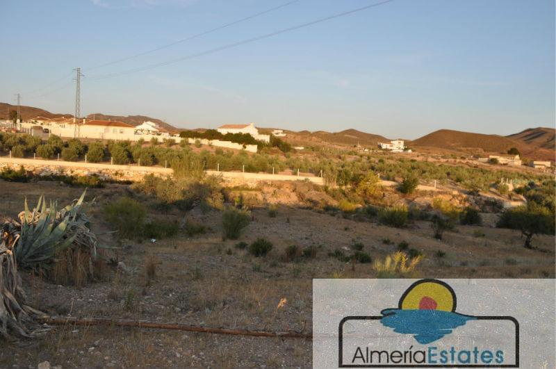 For sale of rural property in Albox