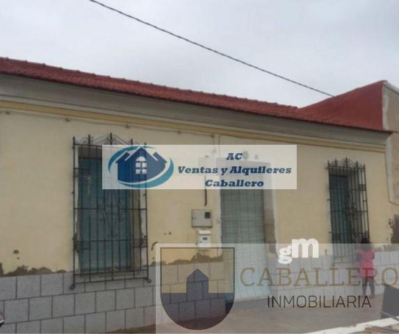 For sale of rural property in Beniel