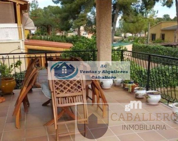 For sale of chalet in Las Torres de Cotillas