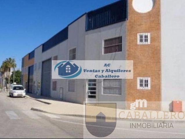 Alquiler de nave industrial en Murcia