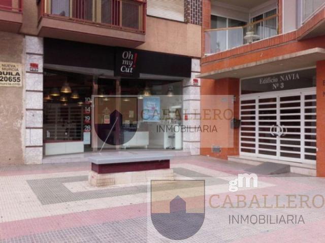 Alquiler de local comercial en Murcia
