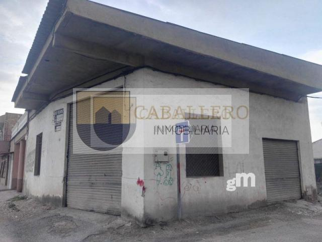 For sale of industrial plant/warehouse in Murcia