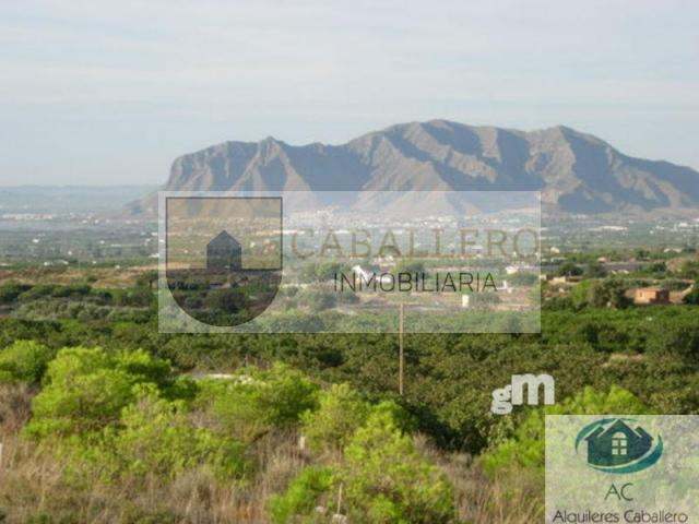 For sale of rural property in Murcia