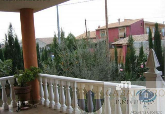 Alquiler de chalet en Murcia
