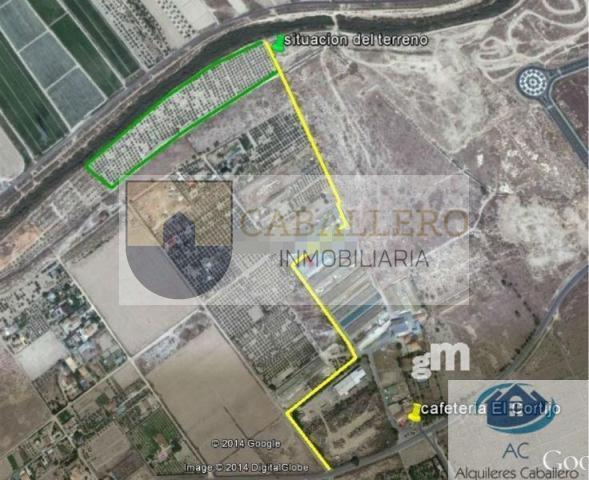 For sale of land in Murcia