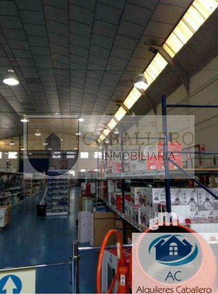 For rent of industrial plant/warehouse in Murcia