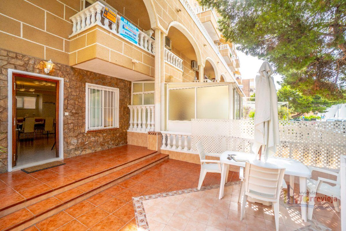 For sale of duplex in Torrevieja