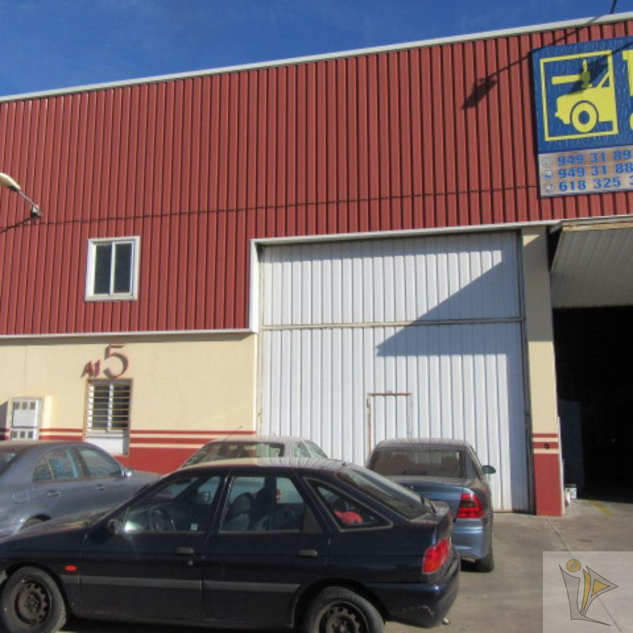 For sale of industrial plant/warehouse in Alovera