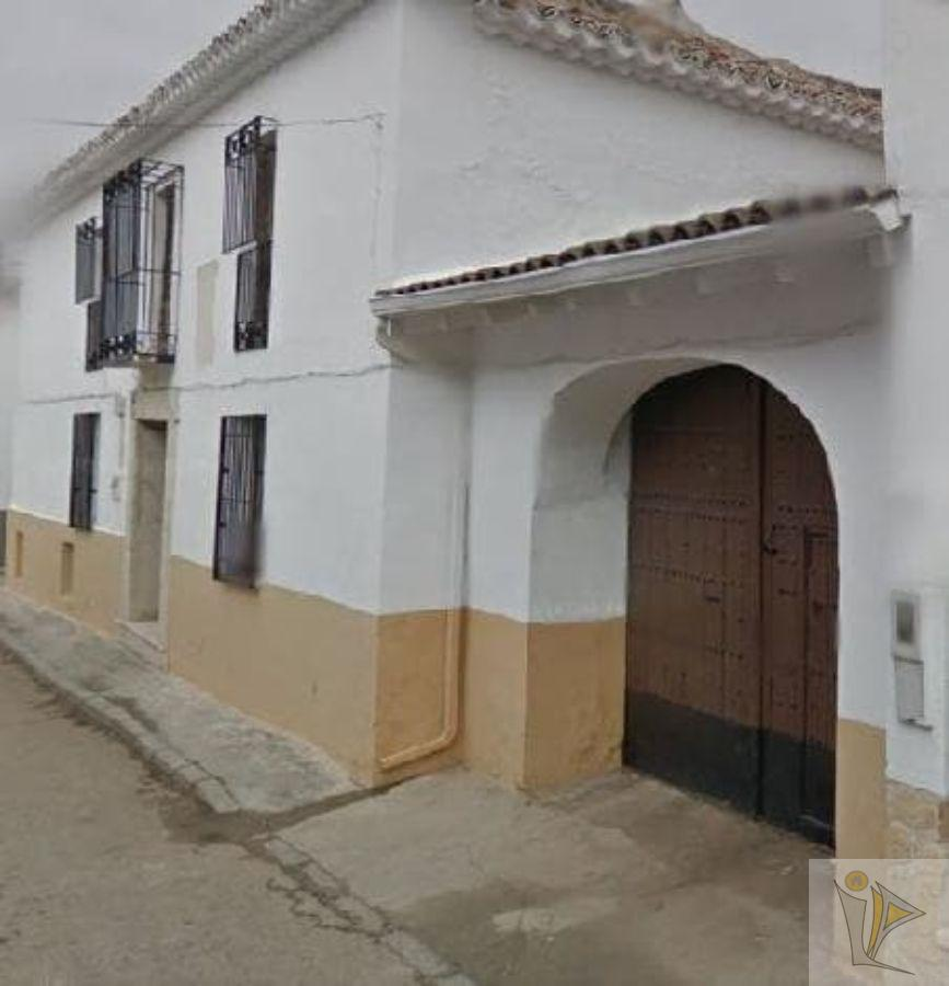 For sale of house in Villanueva de Alcardete