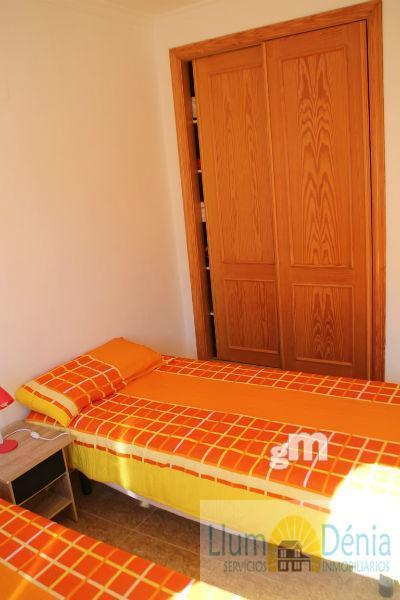 For rent of flat in Denia