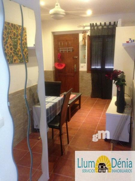 For rent of apartment in Denia