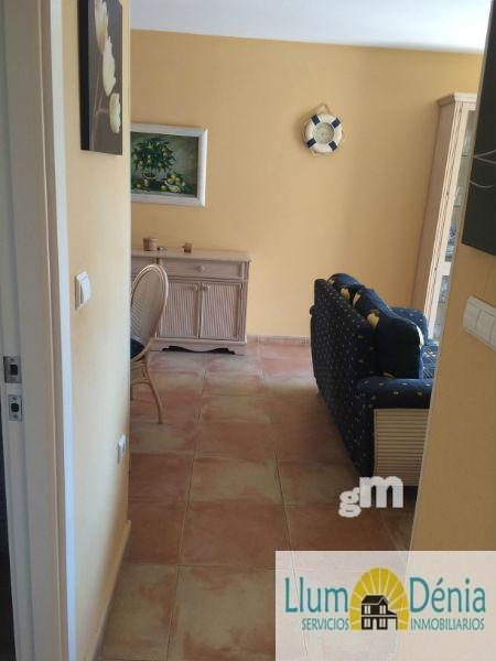 Alquiler de apartamento en Denia