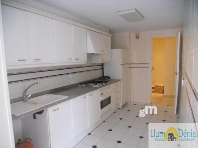 Alquiler de piso en Denia