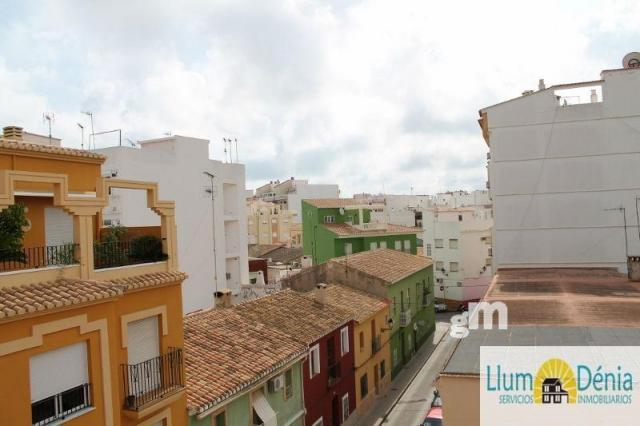 For sale of land in Denia