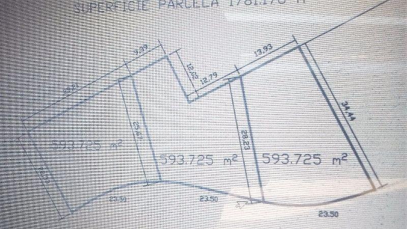 For sale of land in Otura