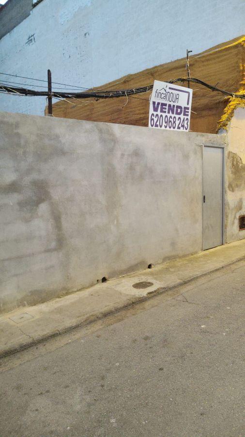 Venta de terreno en Castellón