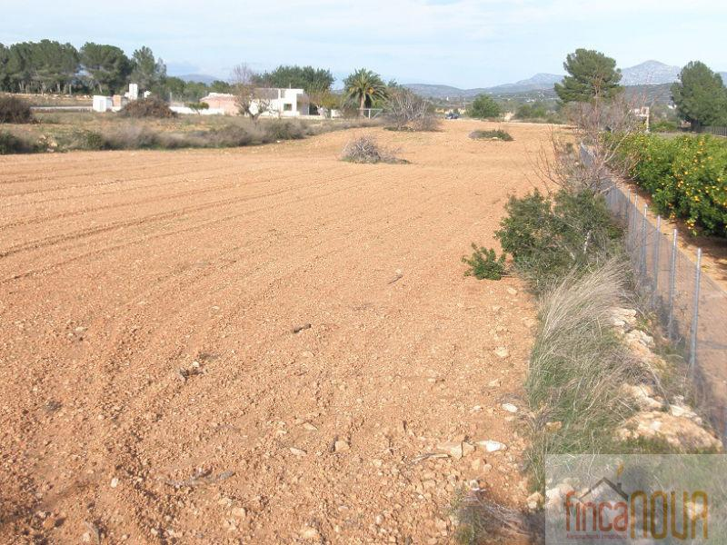 For sale of land in Benicarló
