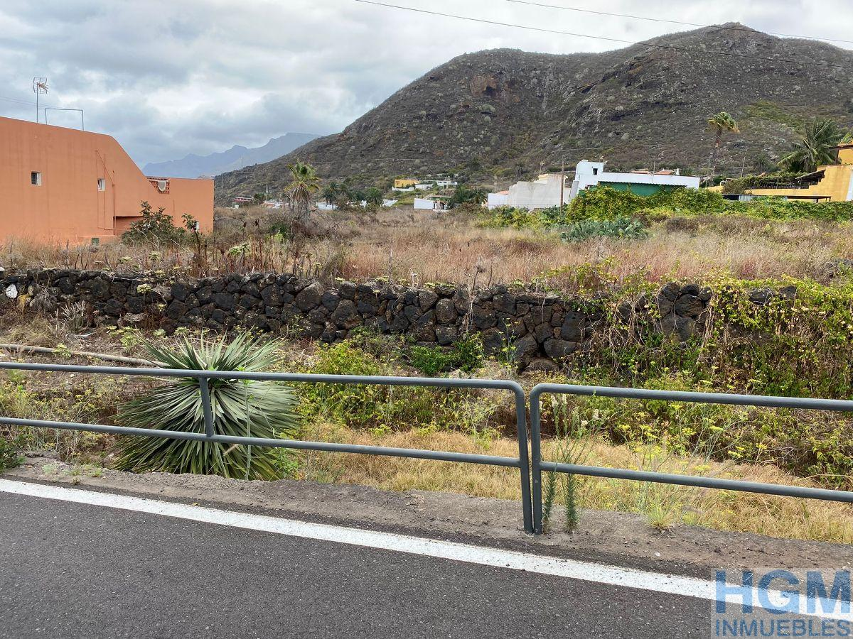 For sale of land in Tenerife