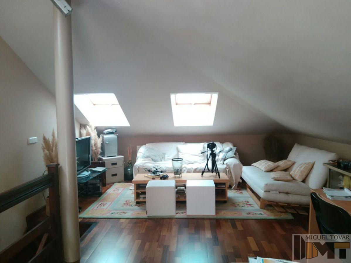 For sale of house in Zamarramala