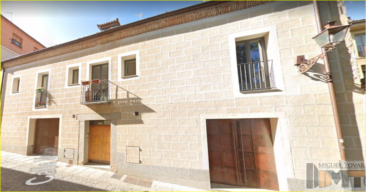 Alquiler de local comercial en Segovia