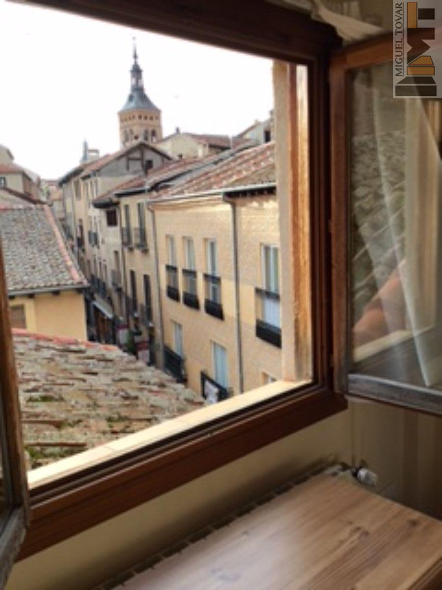 For sale of apartment in Segovia