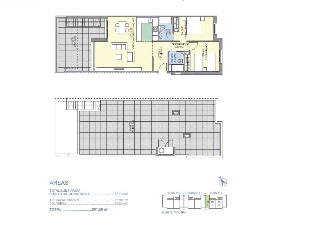 Salgai  apartamentu  Orihuela Costa