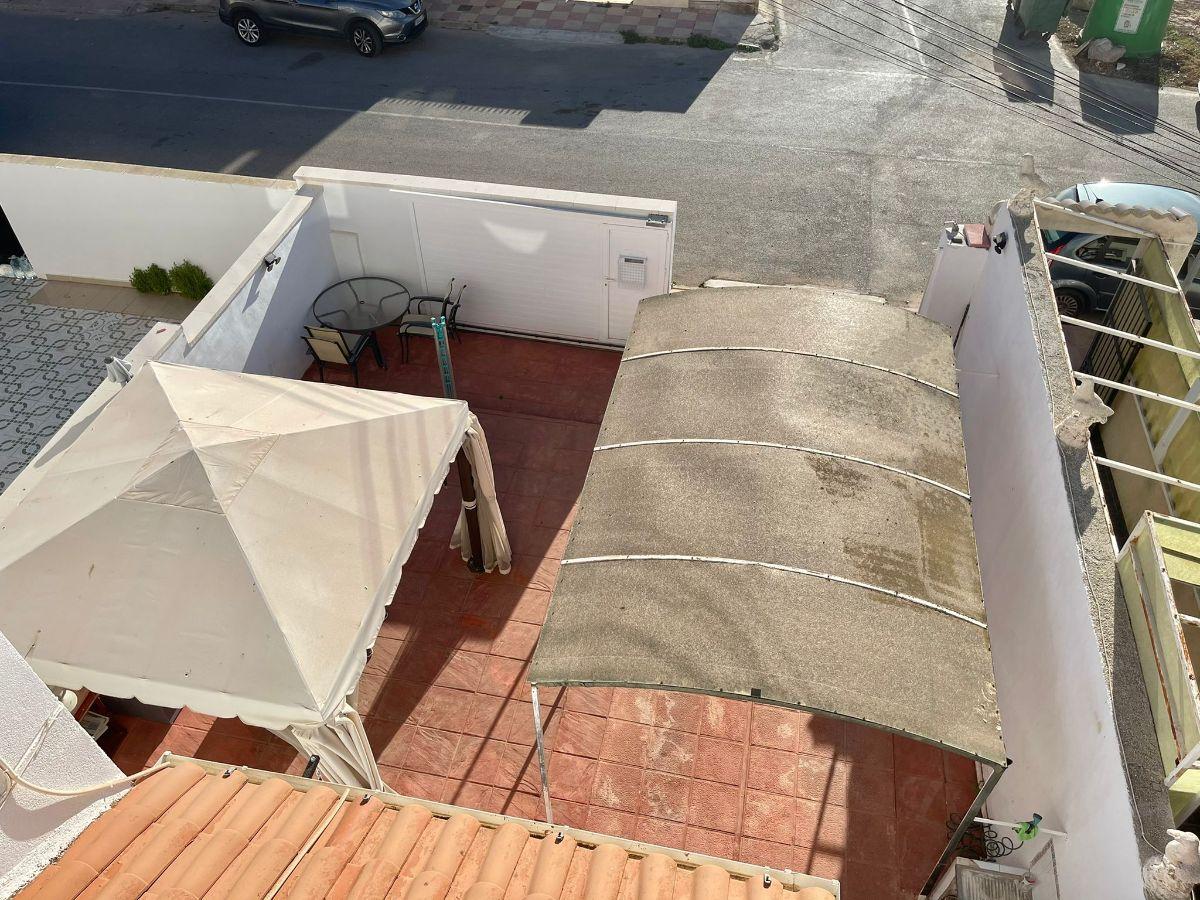 Salg av chalet i Torrevieja