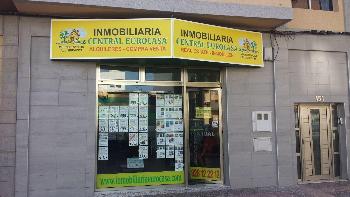 For rent of commercial in Santa Lucía de Tirajana