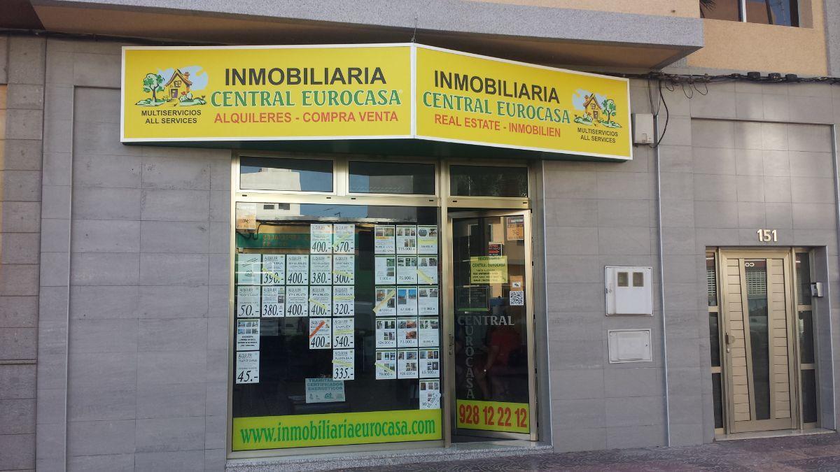 For rent of garage in Santa Lucía de Tirajana