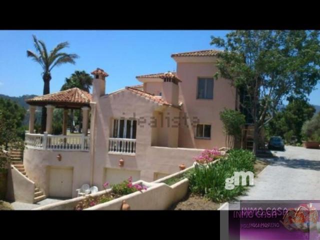 For rent of villa in Benahavís