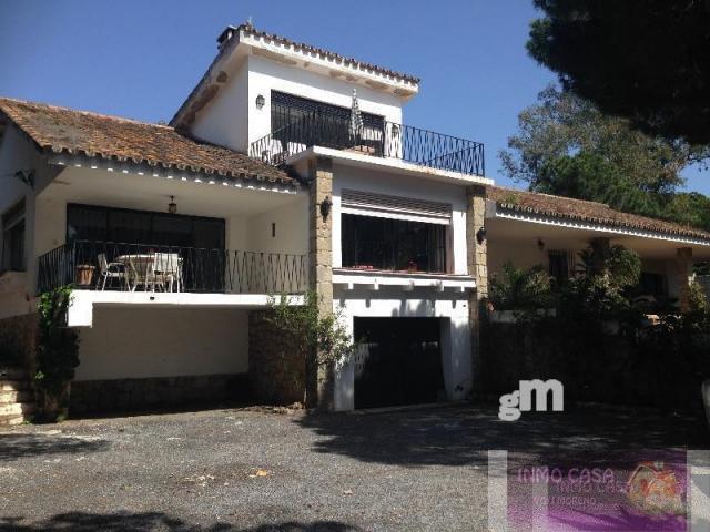 Venta de villa en Marbella