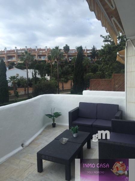 For rent of duplex in Benalmádena