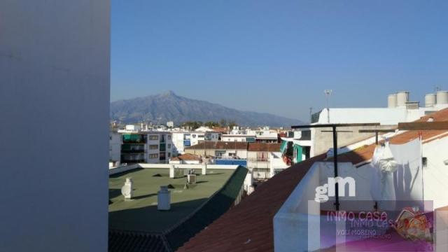 For rent of penthouse in San Pedro de Alcántara