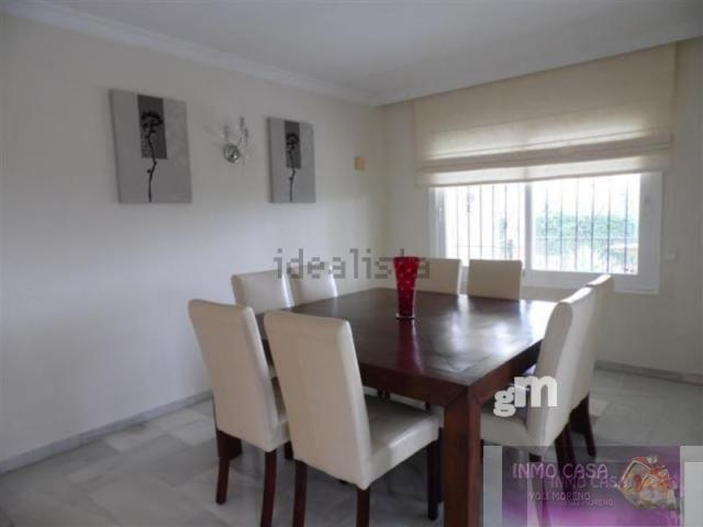 For rent of chalet in Nueva Andalucía