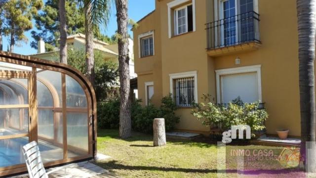For rent of chalet in Marbella